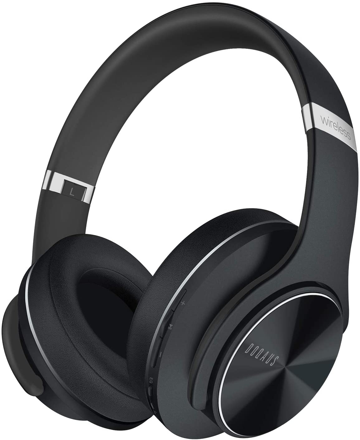 Bluetooth wireless headphones DOQAUS CARE 1