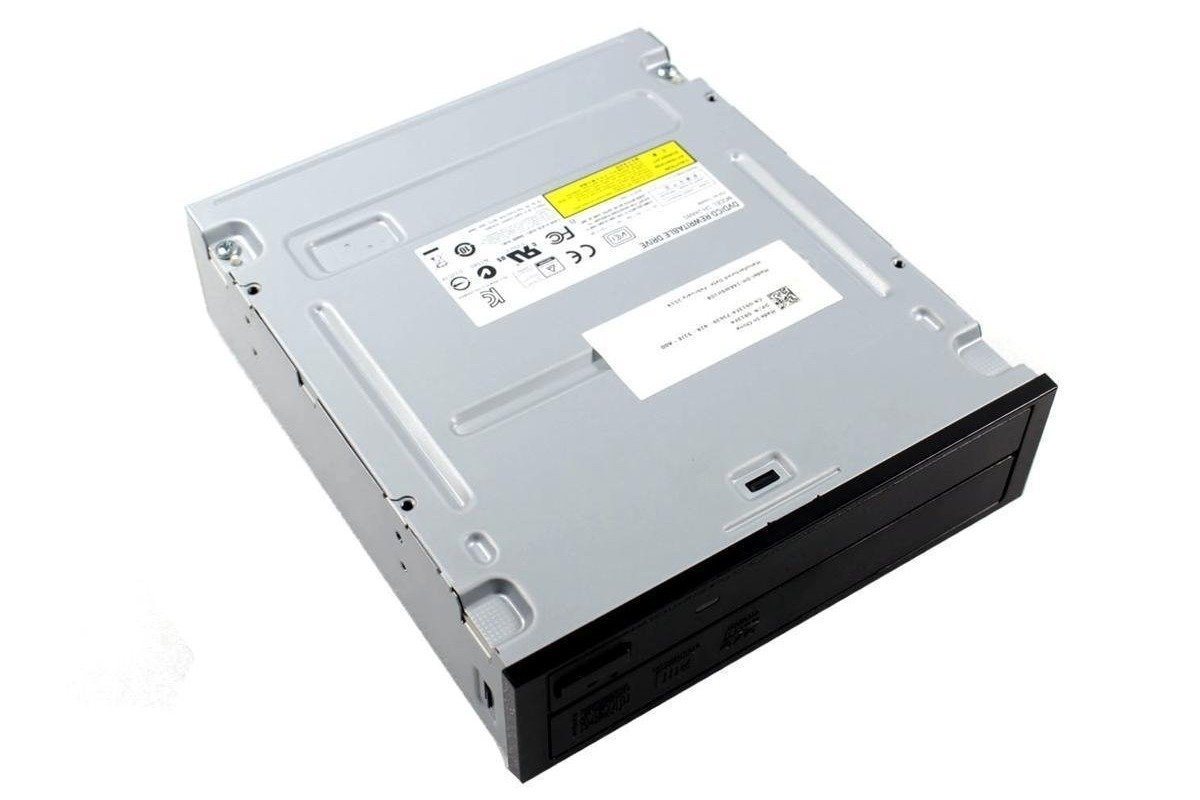 DVDRW Burner SATA Model DH-24AWS DVD/CD Rewritable Drive Black