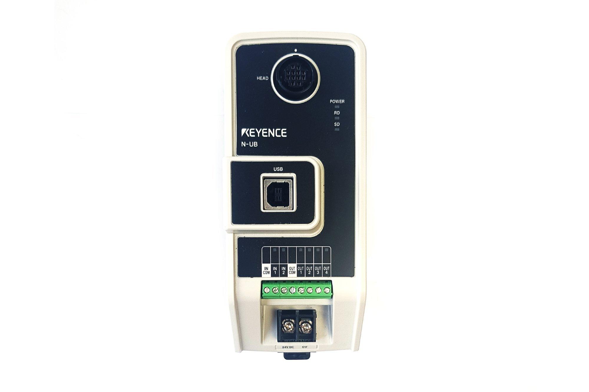 Keyence Dedicated Communication Unit USB Type N-UB