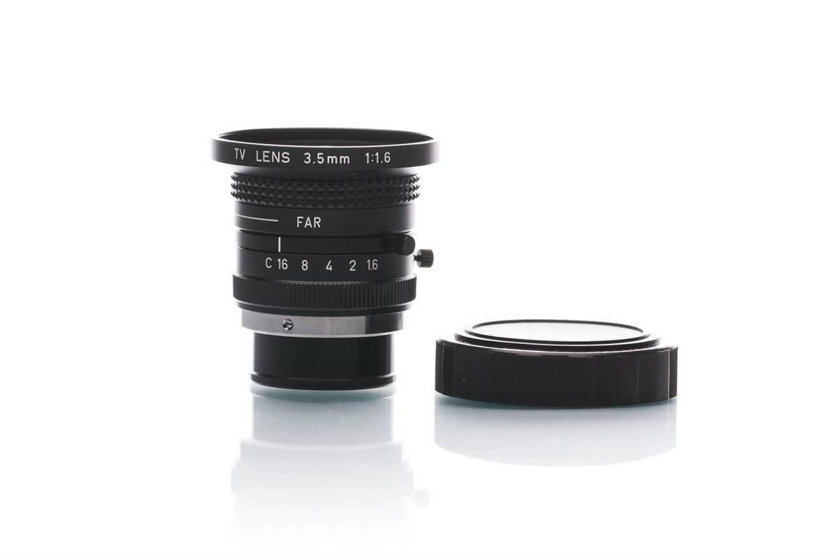 Keyence Lens for Machine Vision CV-L3 3.5 mm F1.6