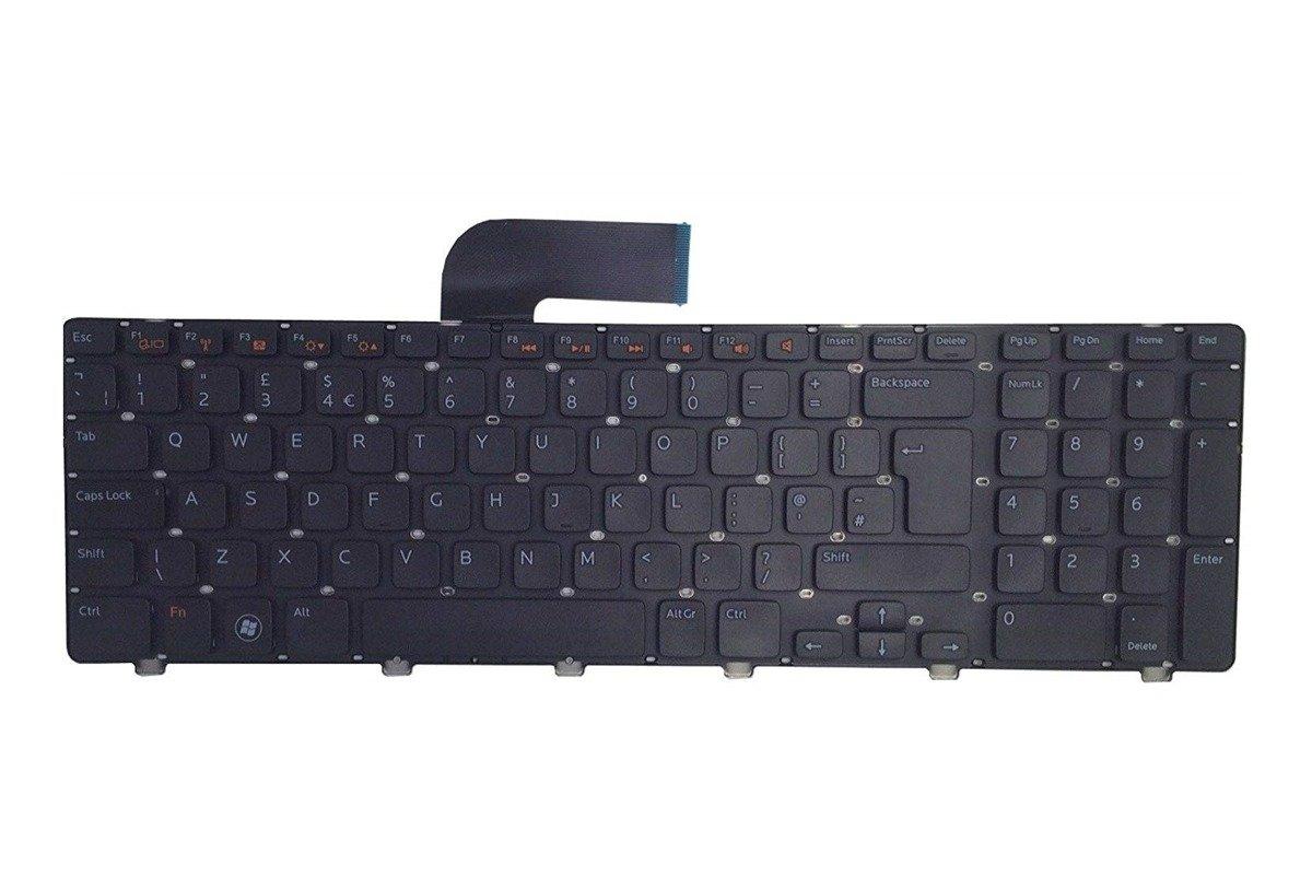 Laptop Keyboard Dell Y6DVH Matte Black Inspiron XPS Vostro