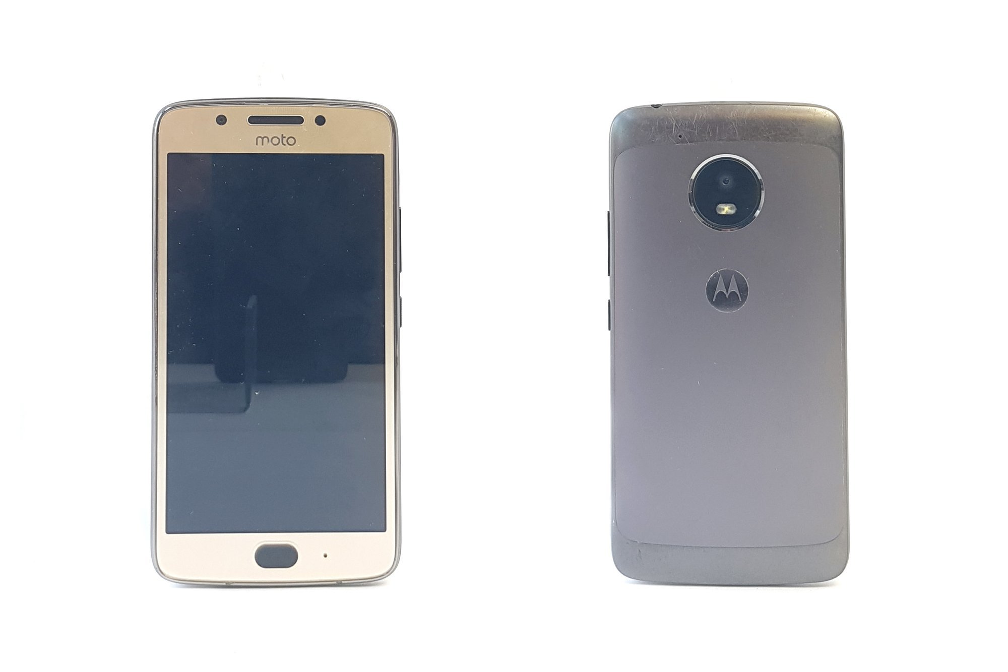 Lenovo Motorola Moto G5 16GB Grey XT1675 Damaged / Faulty