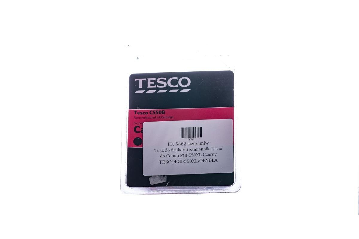 Remanufactured Ink cartridge Tesco Canon PGI-550XL Black