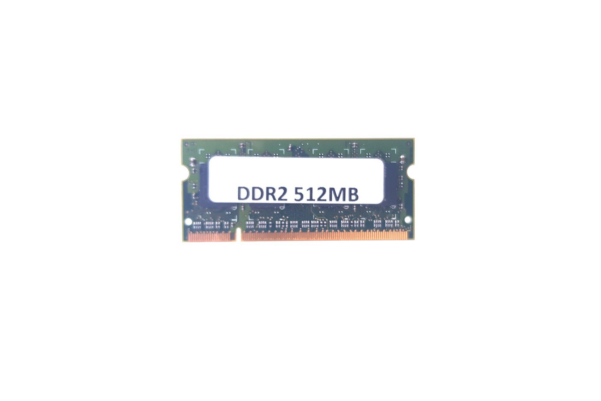 SODIMM Memory RAM Infineon HYB18T512160AF-3.7 512MB 0.5GB DDR2