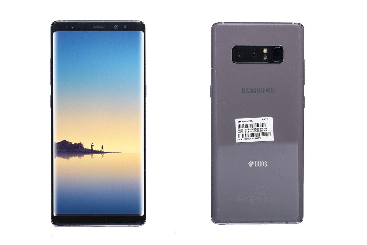 Samsung Galaxy Note 8 Duos Orchid Grey SM-N950F/DS Grade B