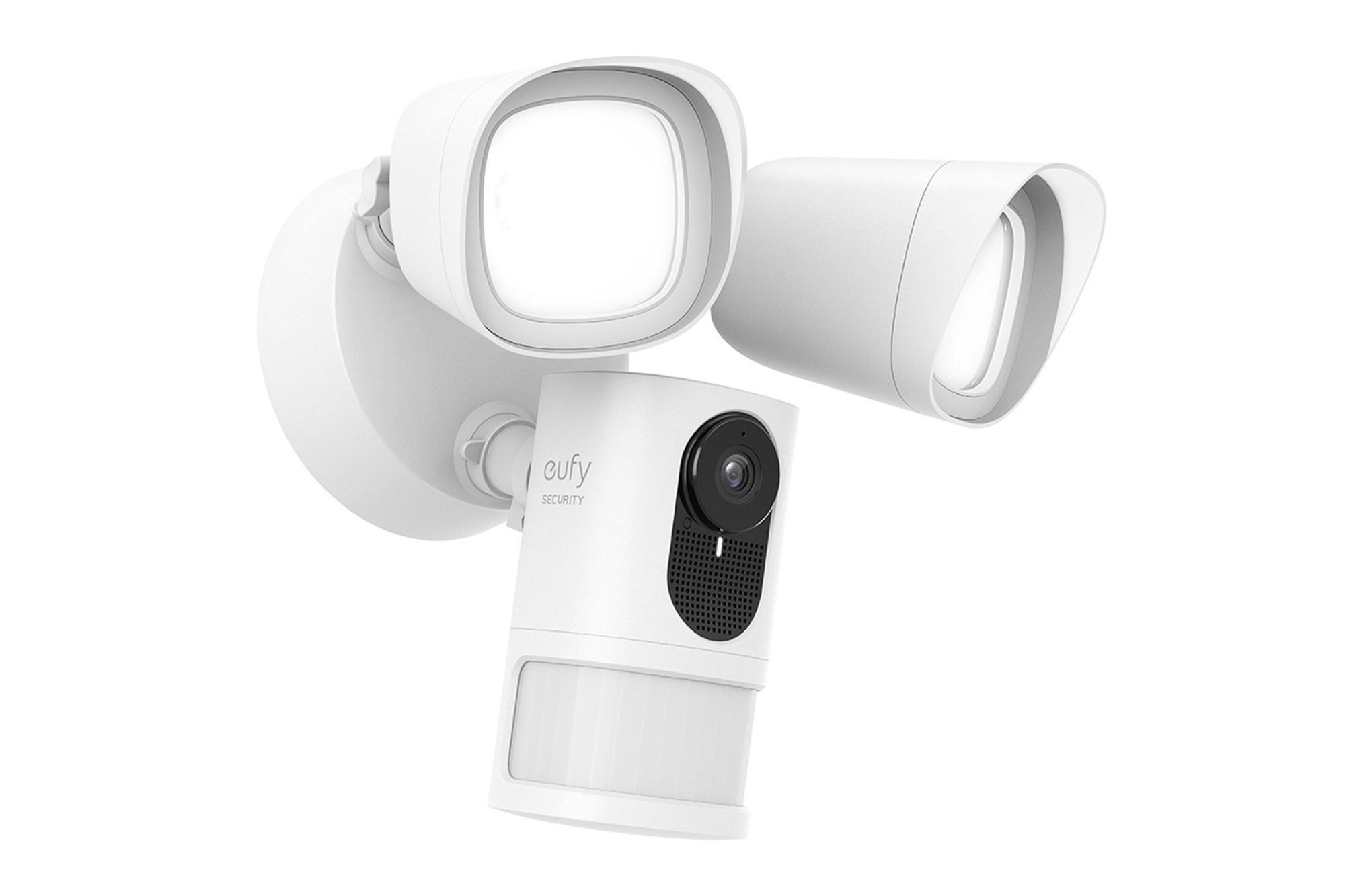 Smart Floodlight with Wireless Security Camera Eufy SECURITY 1080p
