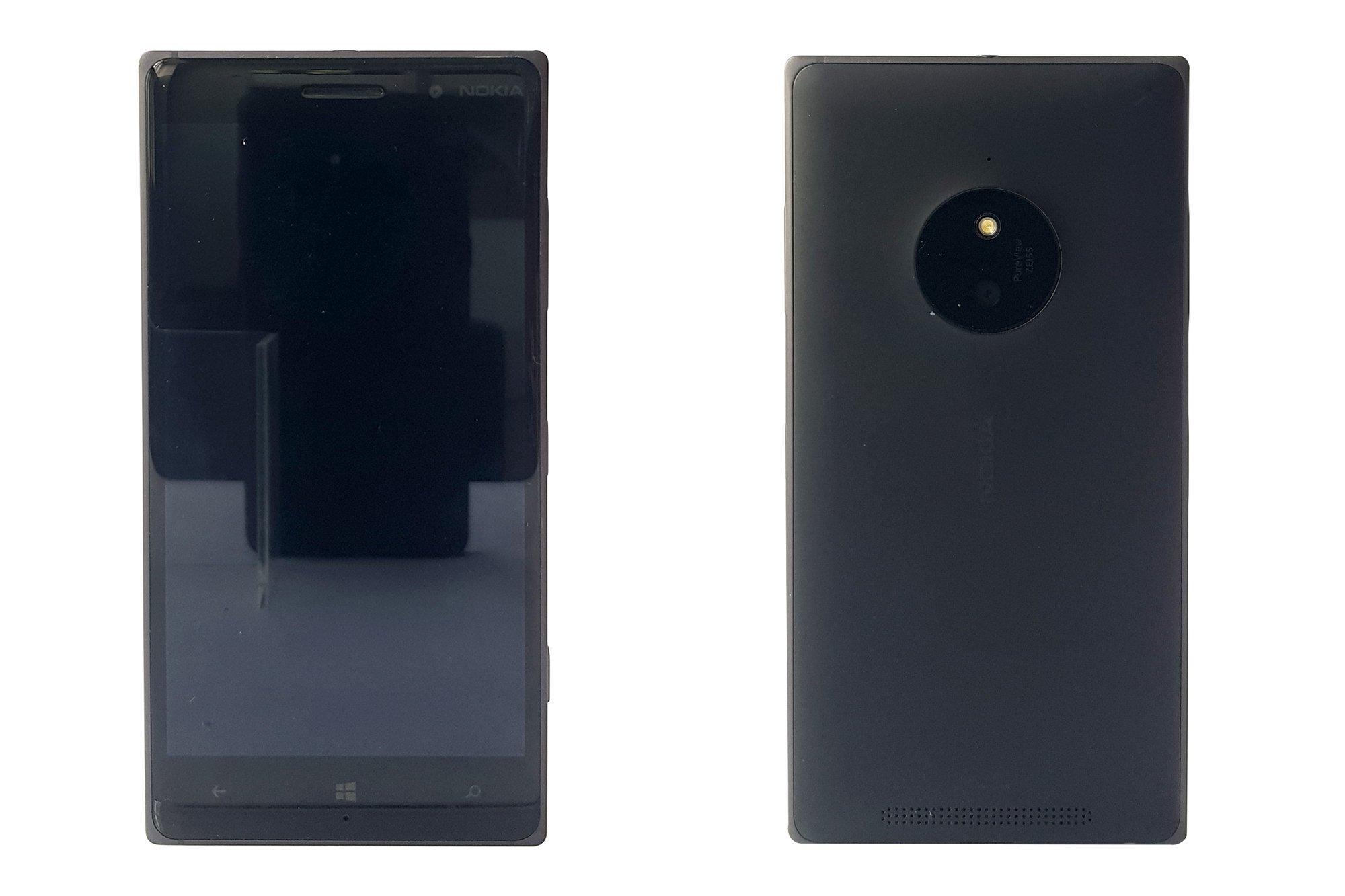 Smartphone Nokia Lumia 830 RM-984 LTE Black Damaged