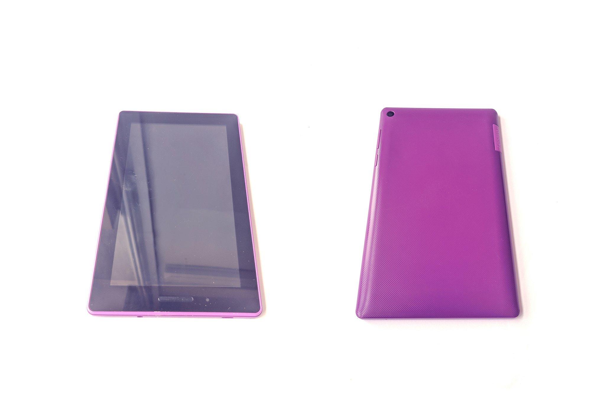 Tablet Lenovo TAB3 7 Essential 8GB Wi-Fi Dark Purple Grade C