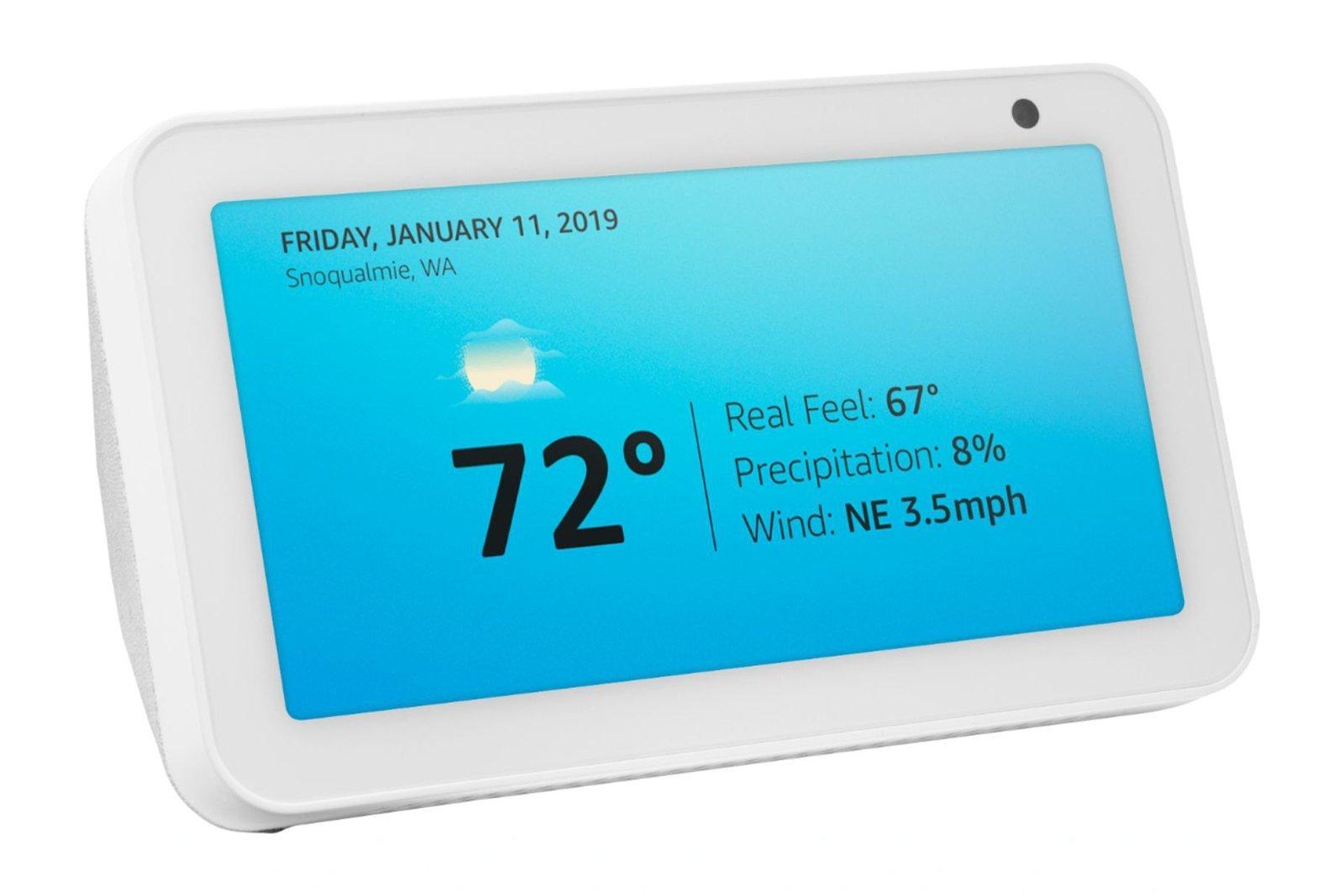 Amazon Echo Show 5' Smart Display Speaker with Alexa Sandstone