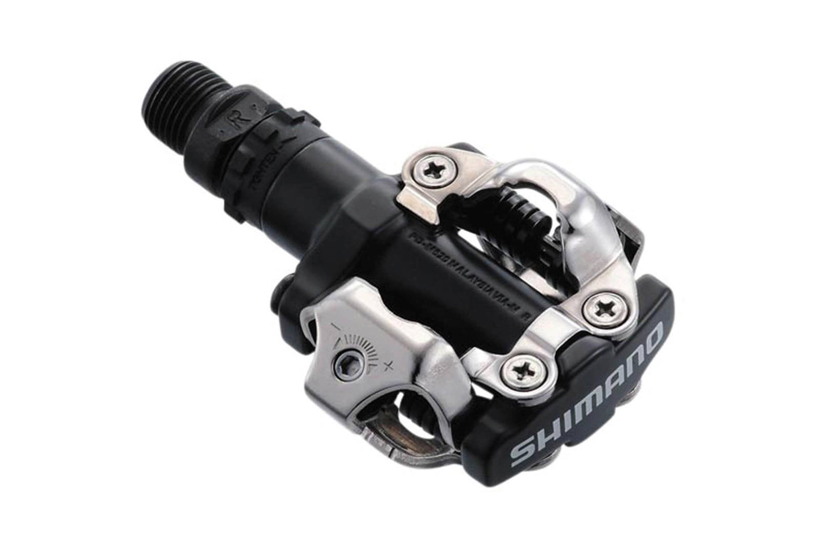 Bicycle pedals SPD DEORE M6000 Series Shimano PD-M520 Black / Silver