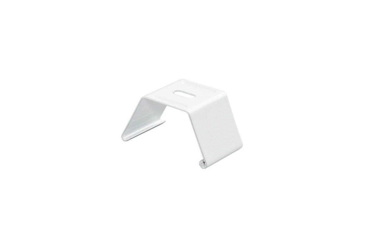 Ceiling mounting bracket CoreLine Trunking Acc. LL120Z SMB WH 5 Pcs