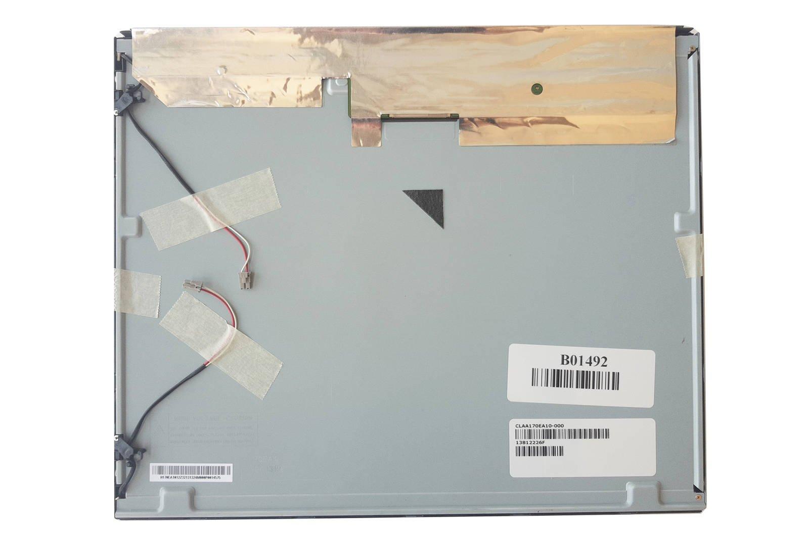 Display Panel Screen AU Optronics 17' CLAA170EA10