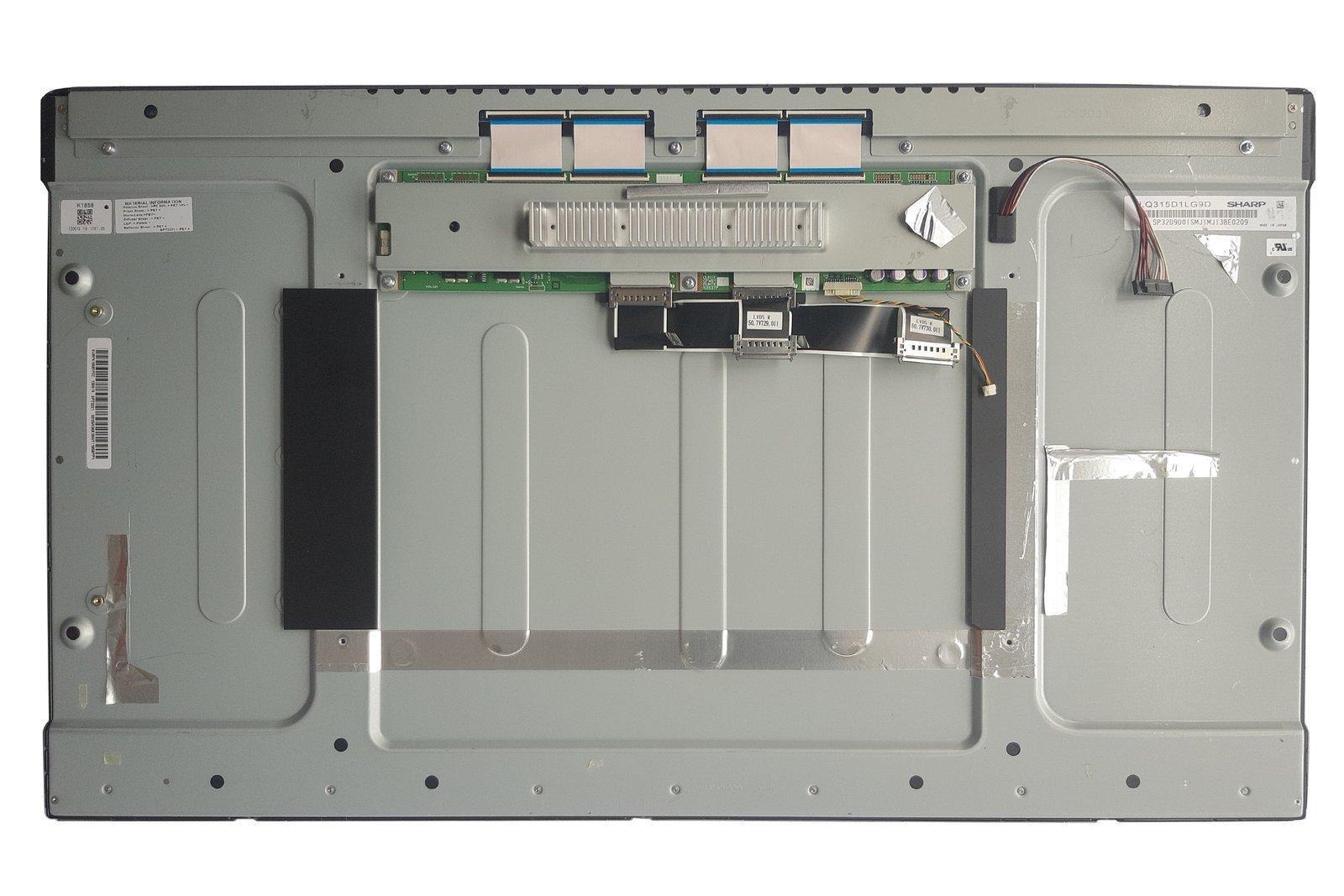 Display Panel Screen Sharp 31.5' LQ315D1LG9D 3840x2160