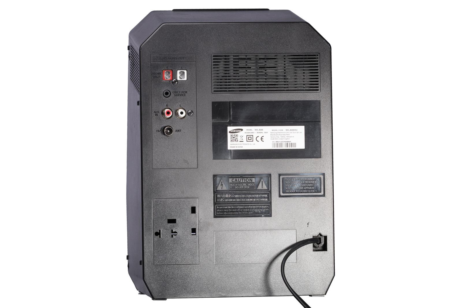 Giga System Samsung MX-J730 600W 2Ch Grade C