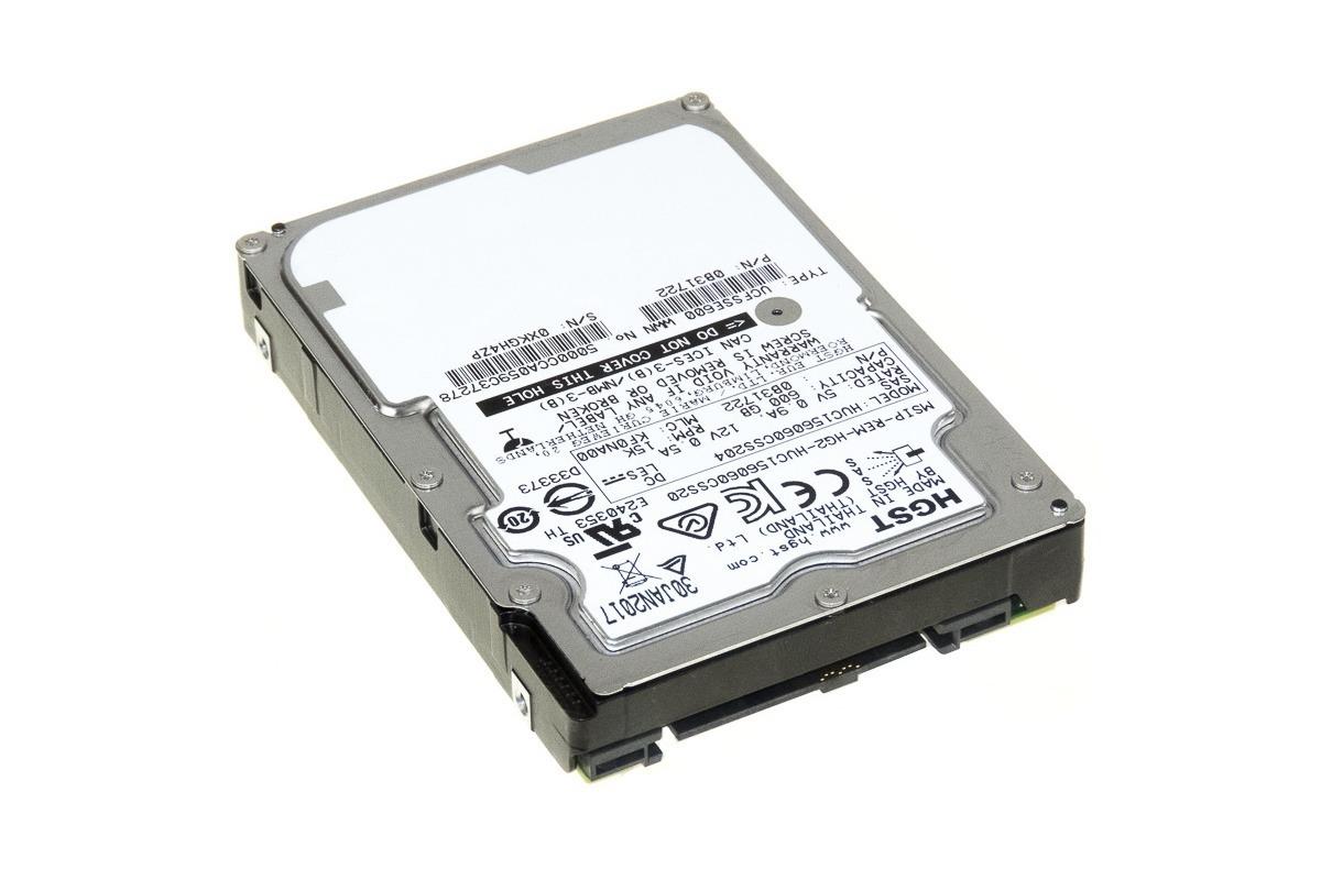 "Hard disk HGST HUC156060CSS204 600GB 15kRPM 2.5"" SAS"