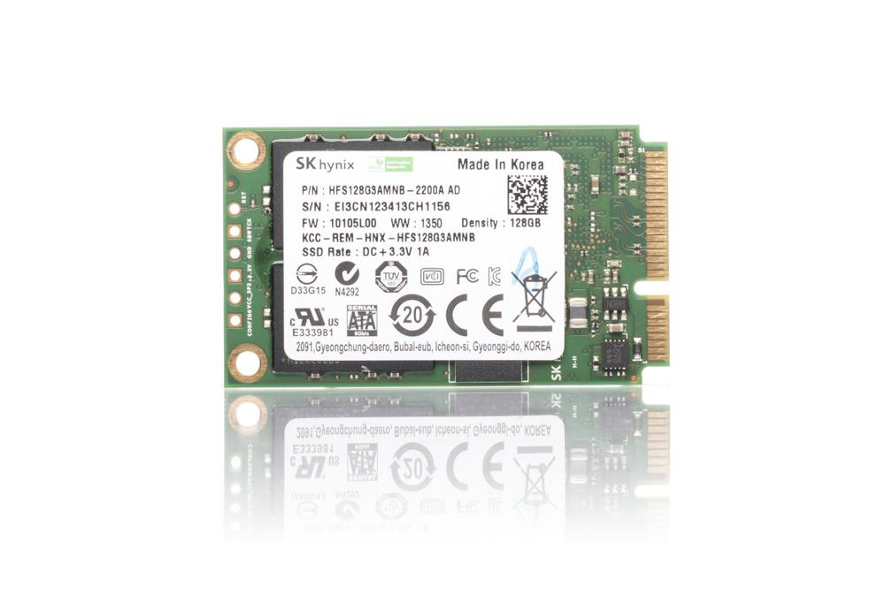 Hynix 128GB mSATA HFS128G3AMNB SSD hard drive