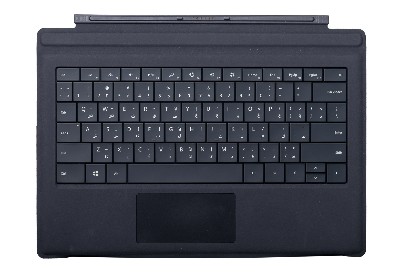Keyboard Surface Type Cover Pro 3 Black Grade B (Arabic 103)