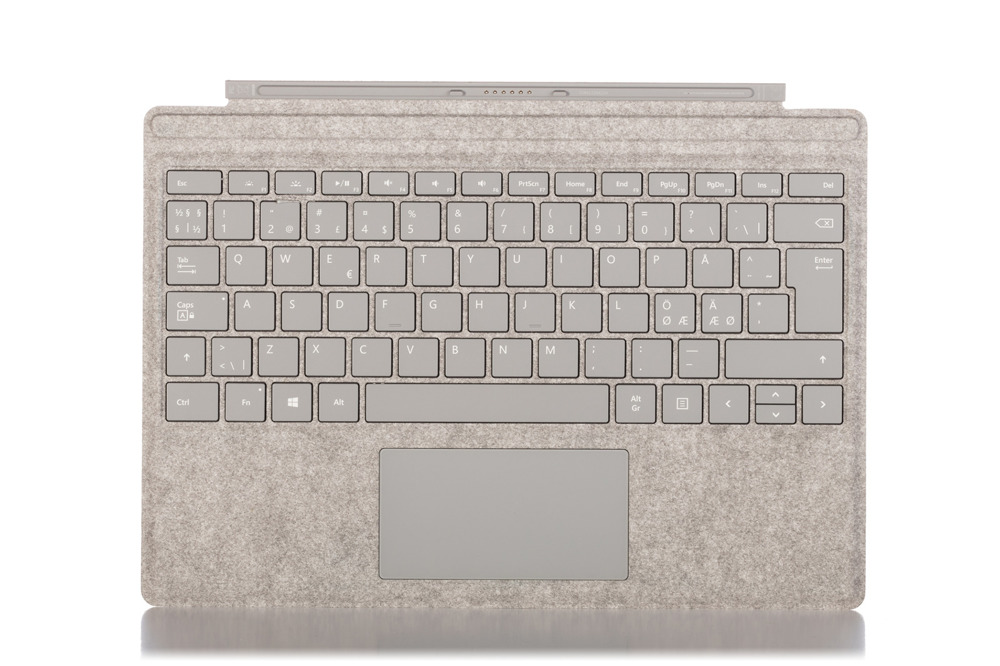 Keyboard Surface Type Cover Pro 4 Signature Edition Grade B (Nordic)