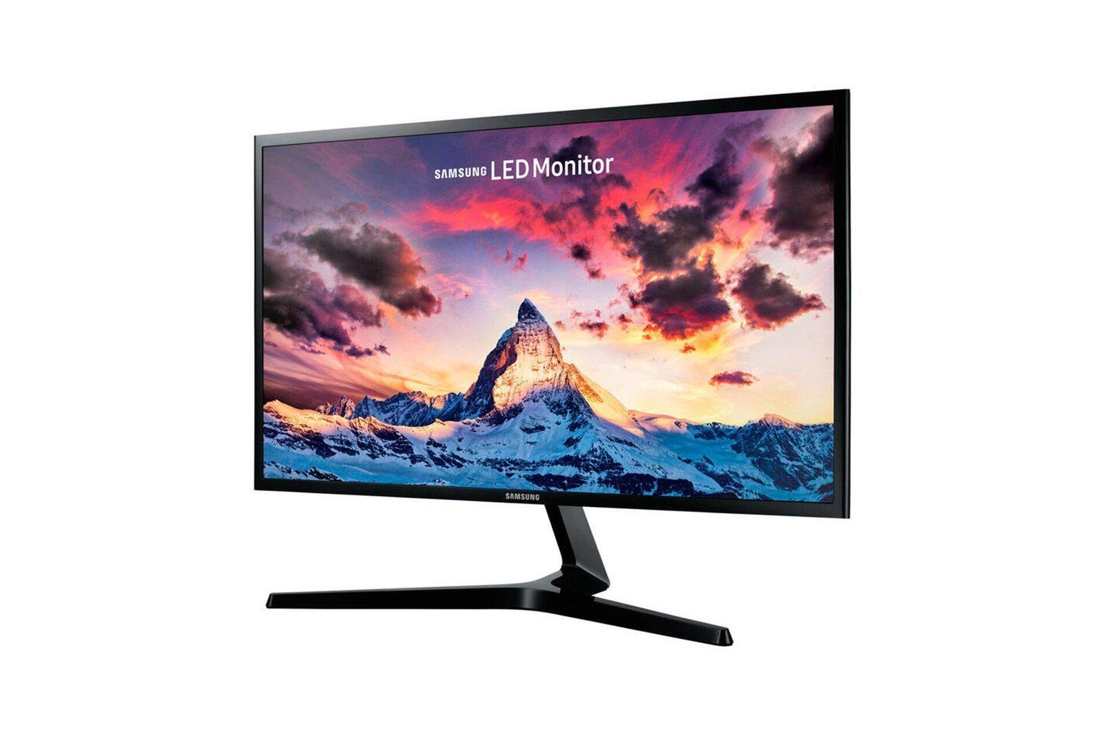 """Monitor Display Samsung 27"""" S27F350F PLS FHD (S27F358FWU)"""