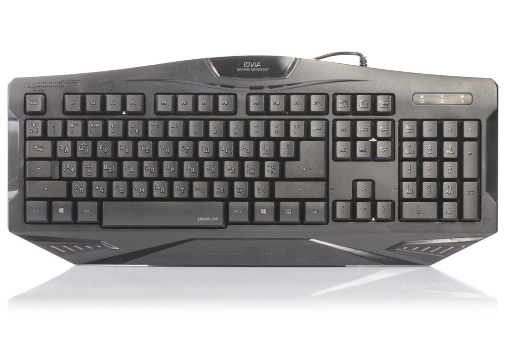 New Speedlink Iovia Gaming Keyboard
