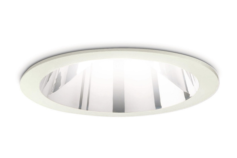 Recessed luminaire Philips Fugato FBS271 2xPL-T / 4P42W / 840 HFR C PI WH