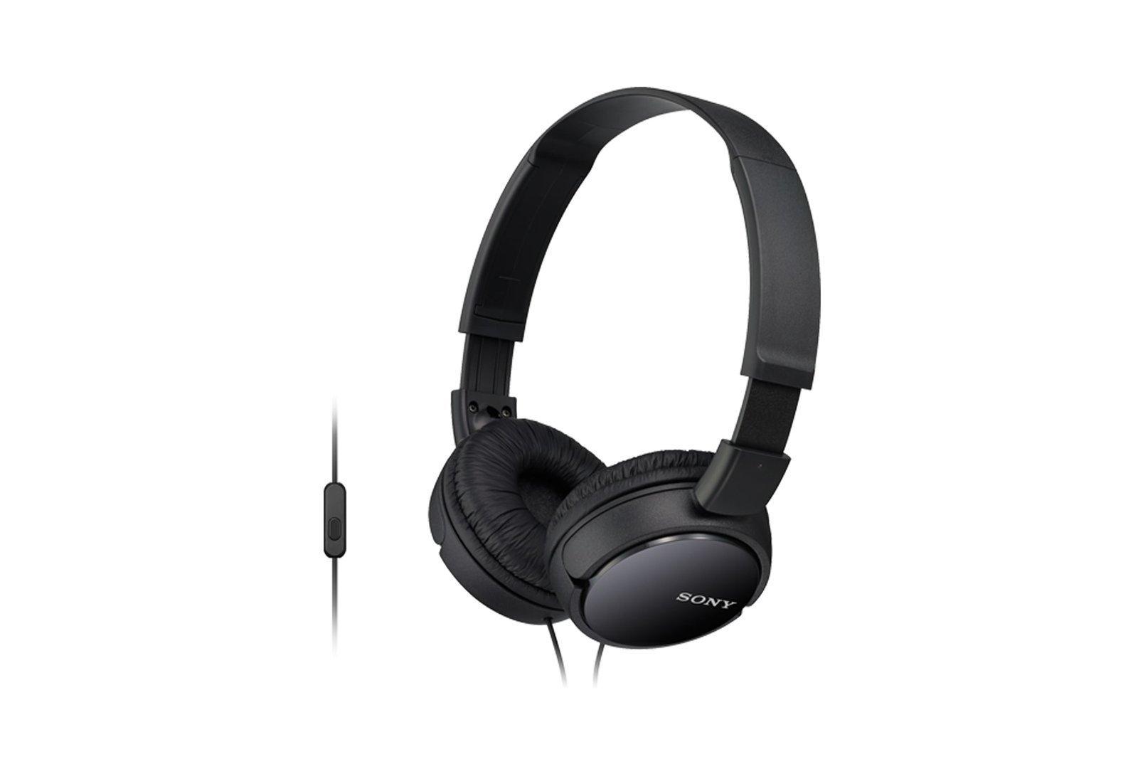 Sony MDR-ZX110 Headphones Black
