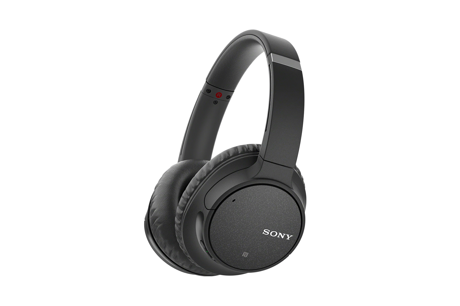 Sony WH-CH700N Wireless Noise Cancelling Over-the-Ear Headphones Black