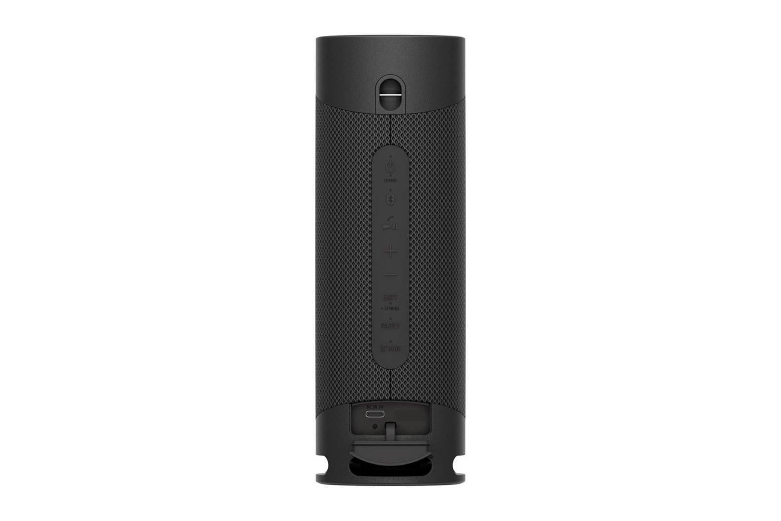 Wireless Bluetooth speaker Sony SRS-XB23 IP67 Black