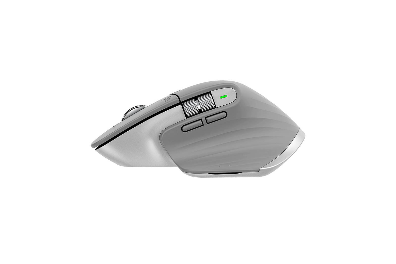 Wireless mouse MX Master 3 200-4000DPI Bluetooth Grey
